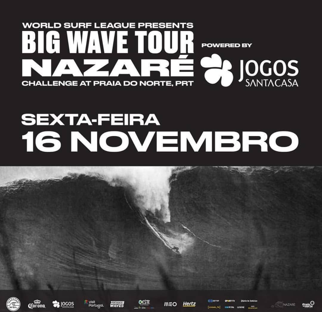 wsl nazare challenge - big wave tour 2018-2019