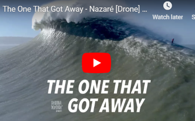 check best nazare waves videos