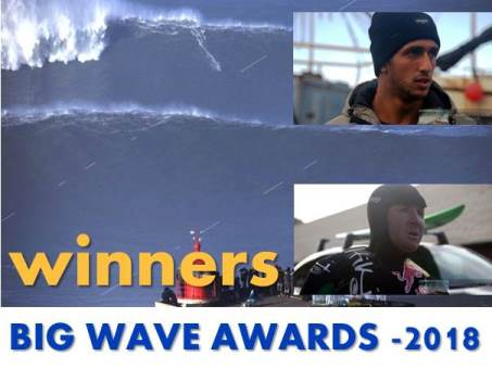 Vencendores Prémios Big Wave 2018
