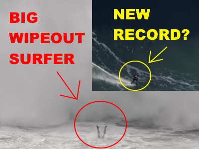 Epic wipeout and new record?