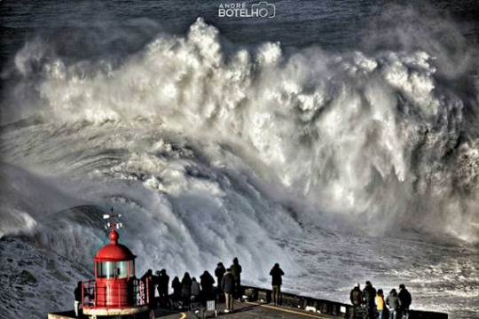 Latest Highlights from Nazare