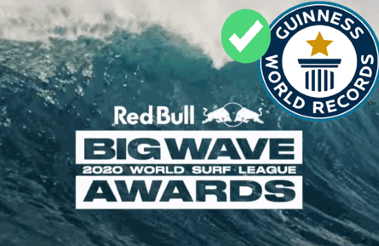 Big Wave Awards 2020