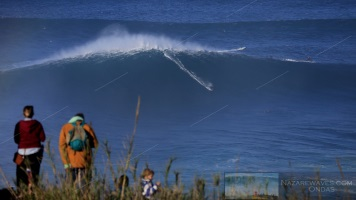 "About the 1st giant swell ""Big Monday"" - October 24"